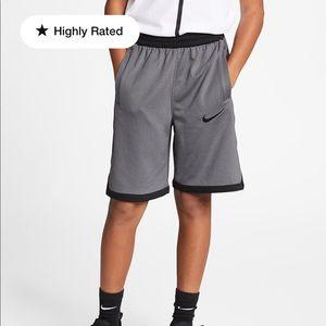Nike Boys Dri-Fit Elite Basketball Shorts